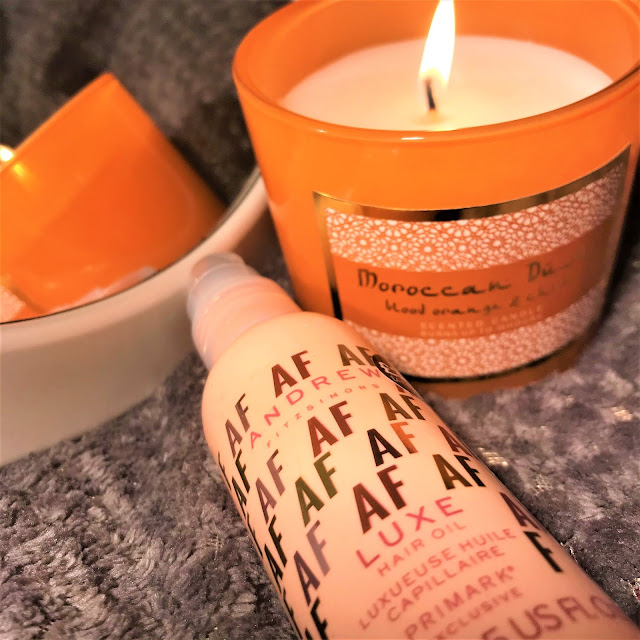 Primark X Andrew Fitzsimons AF Luxe Hair Oil