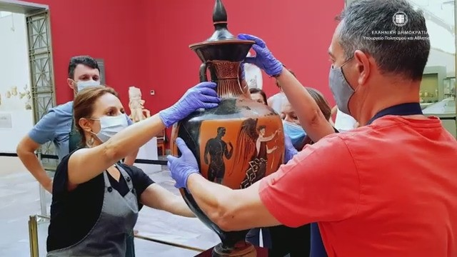 «Μεγάλες Νίκες». Τα όπλα των Ελλήνων στις Θερμοπύλες και τη Σαλαμίνα