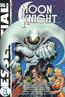 Click here to purchase Essential Moon Knight Volume 1 at Amazon!