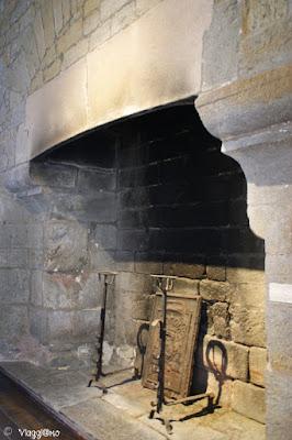 Interno del Museo des Pays Malouin nel castello