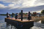 Tingkatkan Konektivitas Pulau-Pulau Kecil, KKP Bangun Lima Dermaga Apung