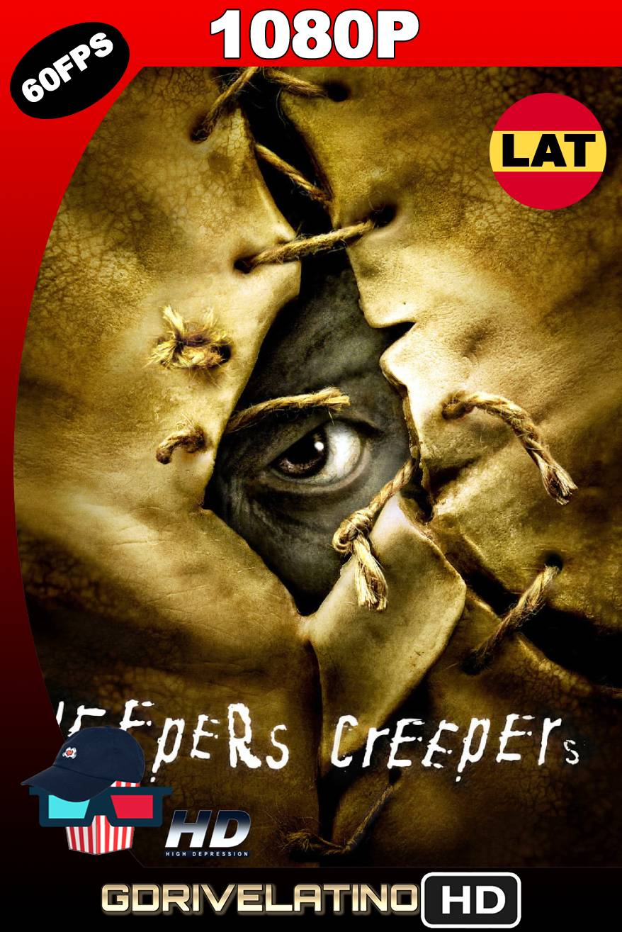 Jeepers Creepers (2001) BDRIP 1080p (60 FPS) Latino-Ingles MKV