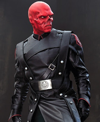Red Skull - Captain America Movie