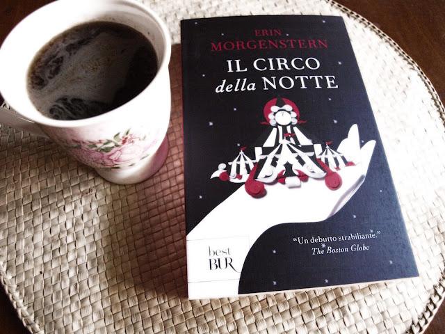 il circo della notte copertina