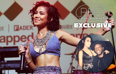 The Worst Singer Jhene' Aiko Ex Husband Is Asking For Spousal Support !