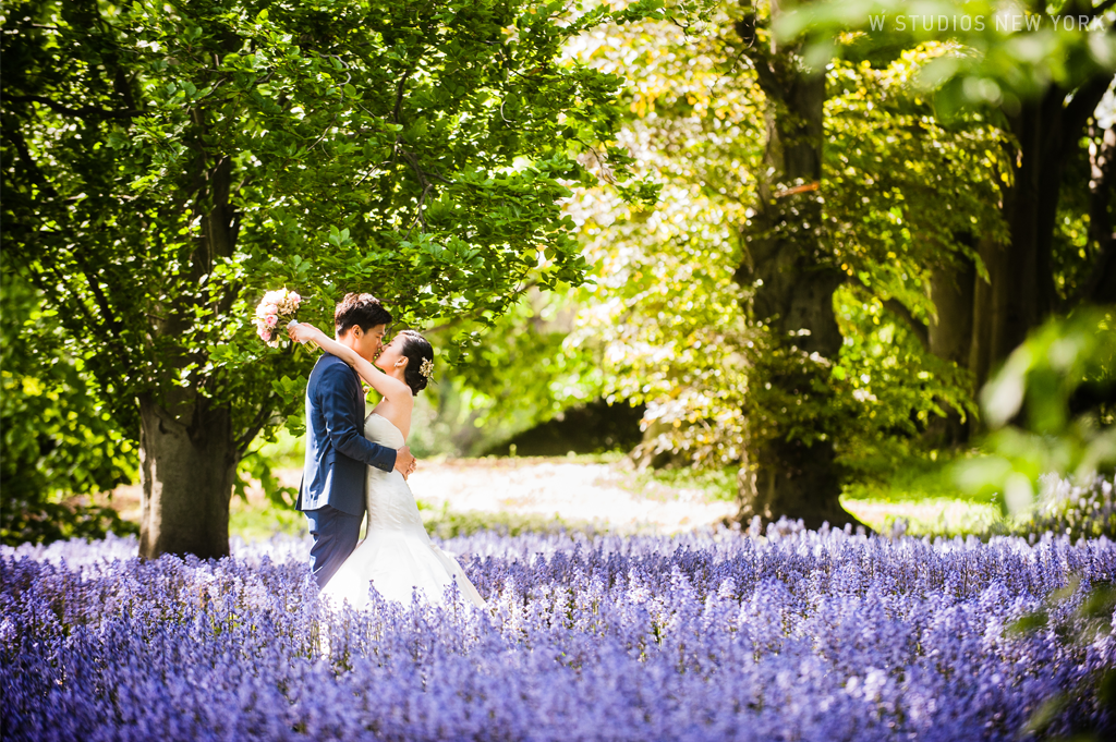 W Studios Ny Photography In New York City Brooklyn Botanical Garden Wedding Jinsoo Rui