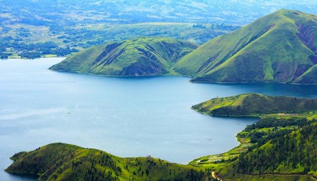 Wisata Tempat Terindah Danau Toba