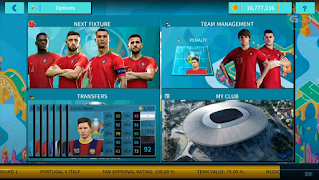 Dream League Soccer 2022 Portugal Mod