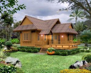 Desain Arsitek Rumah Cantik Bernuansa Alam