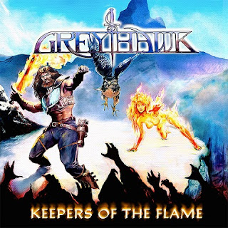 "Το album των Greyhawk ""Keepers of the Flame"""