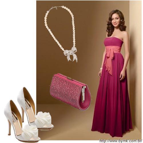 fed1892689 Beleza de Corpo Inteiro  Vestidos de Festa e Acessórios - Madrinhas ...