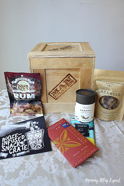 Man Crates Fathers Day Gift Box