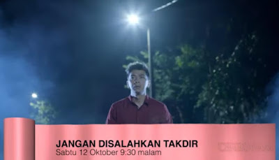 Cerekarama Jangan Disalahkan Takdir (TV3)