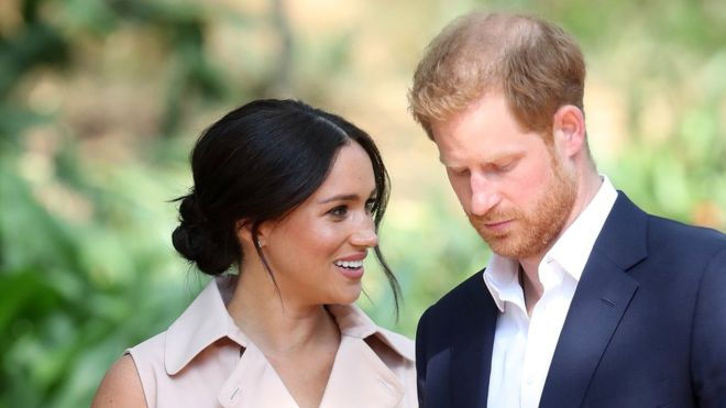 I will 'always' protect my family, says Prince Harry