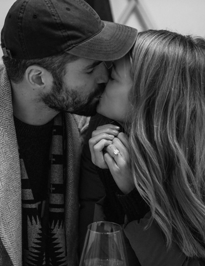 Cleveland Cavaliers star Kevin Love and Sports Illustrated Swimsuit model Kate Bock are engaged