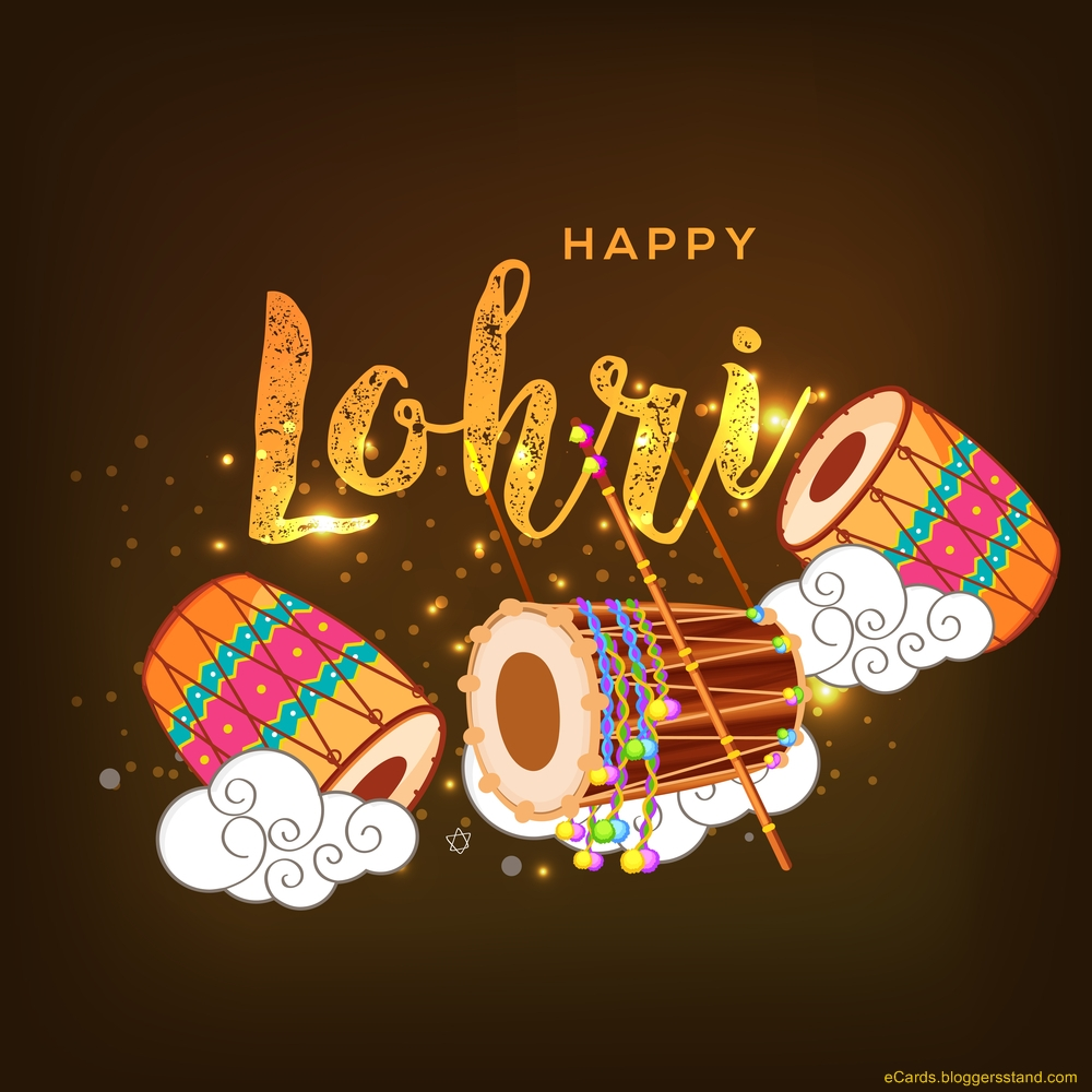 Happy lohri 2021 wishes, messages, greetings