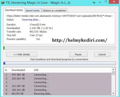 Menggunakan IDM Download Manager2