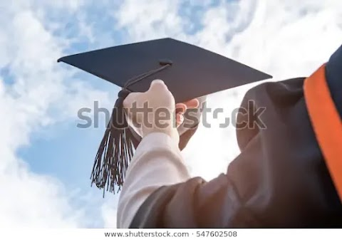 A university diploma would not accord success  it takes a lot more than that