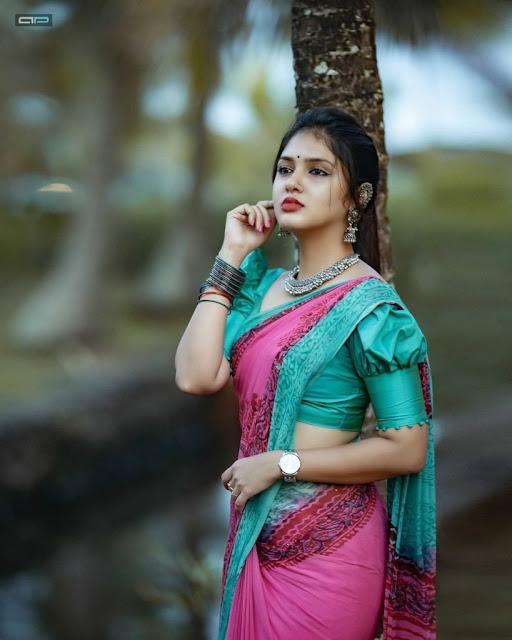 Actress Gayatri Suresh