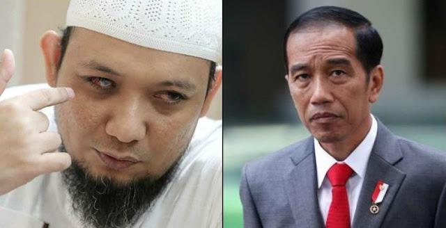 Bikin Merinding, Terkait Hukum di Indonesia Ini yang di Ungkapkan Novel Baswedan Ke Jokowi