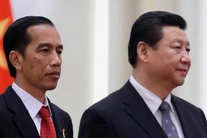 Jokowi Mulai Cemas Ketika Cina Mainkan Yuan