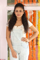 Mishti Chakraborty in lovely Jumpsuit and crop top at Wings Movie Makers Production No 1 movie launch ~  Exclusive 87.JPG
