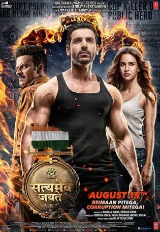 Satyameva Jayate 2018 Full Movie Free Download HD Cam