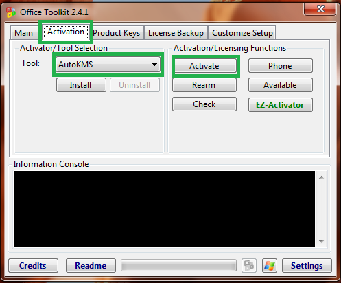 Professional activator free toolkit 2013 office download plus ms