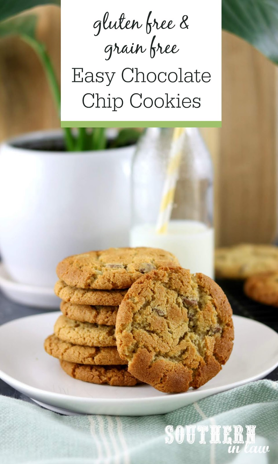 Southern In Law Recipe Almond Flour Chocolate Chip
