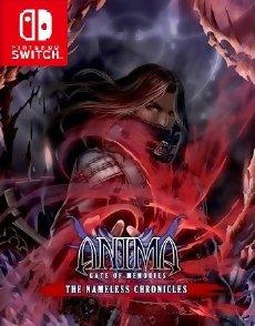 Anima Gate of Memories The Nameless Chronicles [Nintendo Switch] Oyun İndir [Google Drive-Mega]