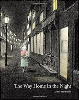 akiko miyakoshi way home in the night