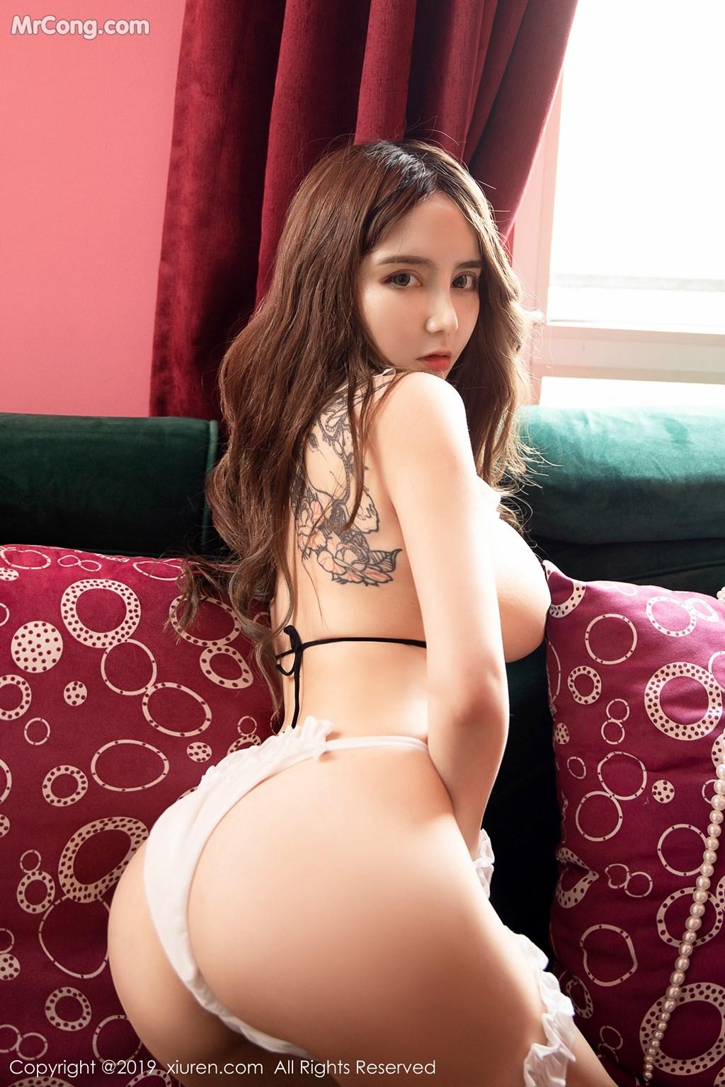 XIUREN No.1453: Wen Xinyi (温心怡) (36 ảnh)