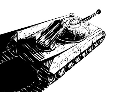 Atomic Tank Illustrations picture 1