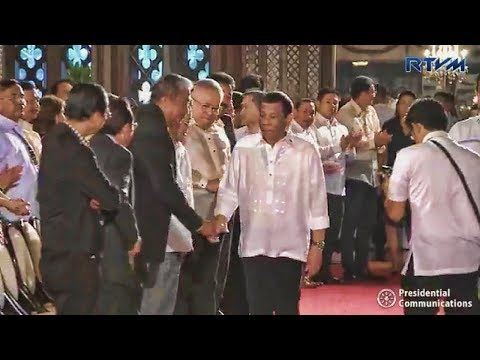 DUTERTE LATEST NEWS OCTOBER 10, 2018 | DUTERTE LEADS THE PRESENTATION OF 3 REPUBLIC ACT