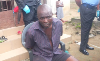 Police arrest notorious kidnapper, recover human skulls, one dead body from septic tank in Rivers