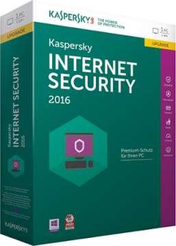 Kaspersky Internet Security Full  2016 Gratis