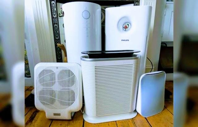 Yenny Coromoto Pulgar León explica la importancia de elegir un buen purificador de aire y da algunas recomendaciones
