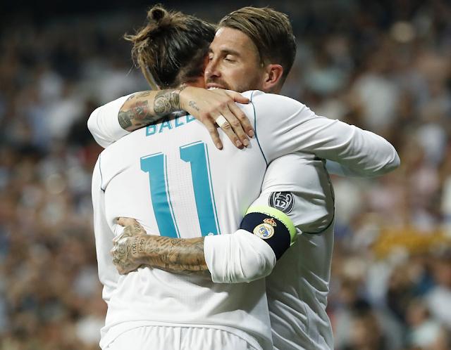 Real Madrid 3-0 APOEL, Kamis, 14 September 2017, pukul 01:45 WIB, Estadio Santiago Bernabeu, Madrid