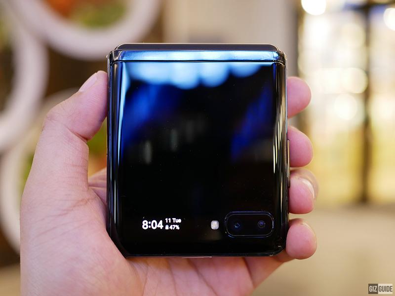 DxOMark: Samsung Galaxy Z Flip got a camera score of 105 points