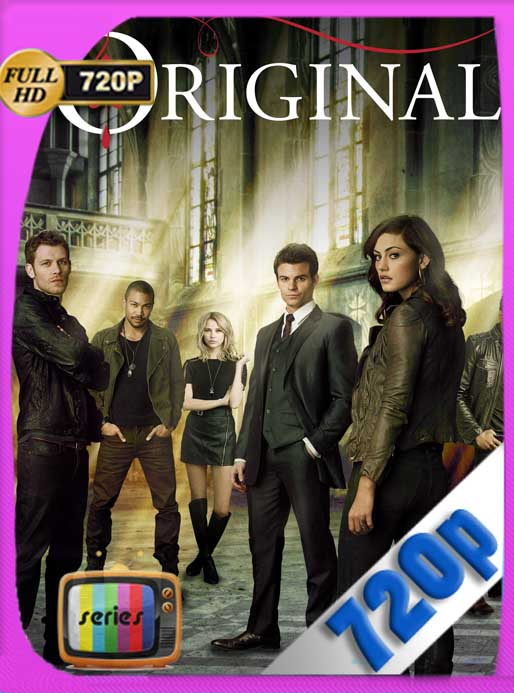 The Originals Temporada 1-2-3-4-5 HD [720p] Latino [GoogleDrive] SilvestreHD
