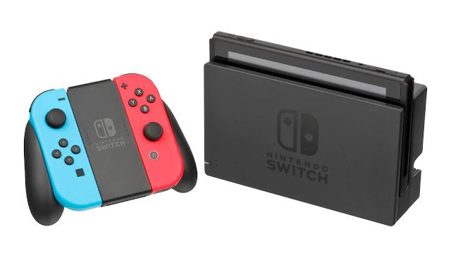 Nintendo Switch Docking Mode