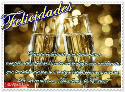 Imagenes De Copas Con Frases Para El Brindis De Año Nuevo