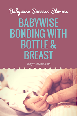 Babywise Bonding With Bottle & Breast