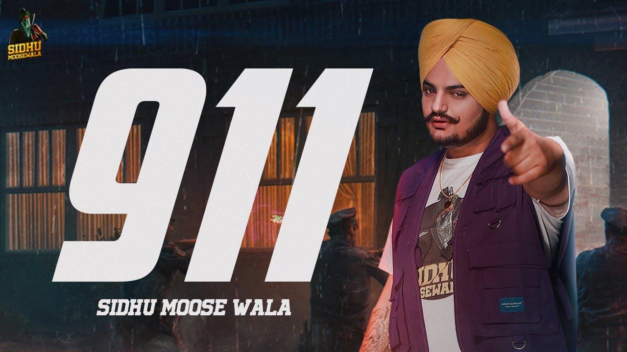 911 Lyrics Meaning in Hindi Translation (हिंदी) - Sidhu Moose Wala