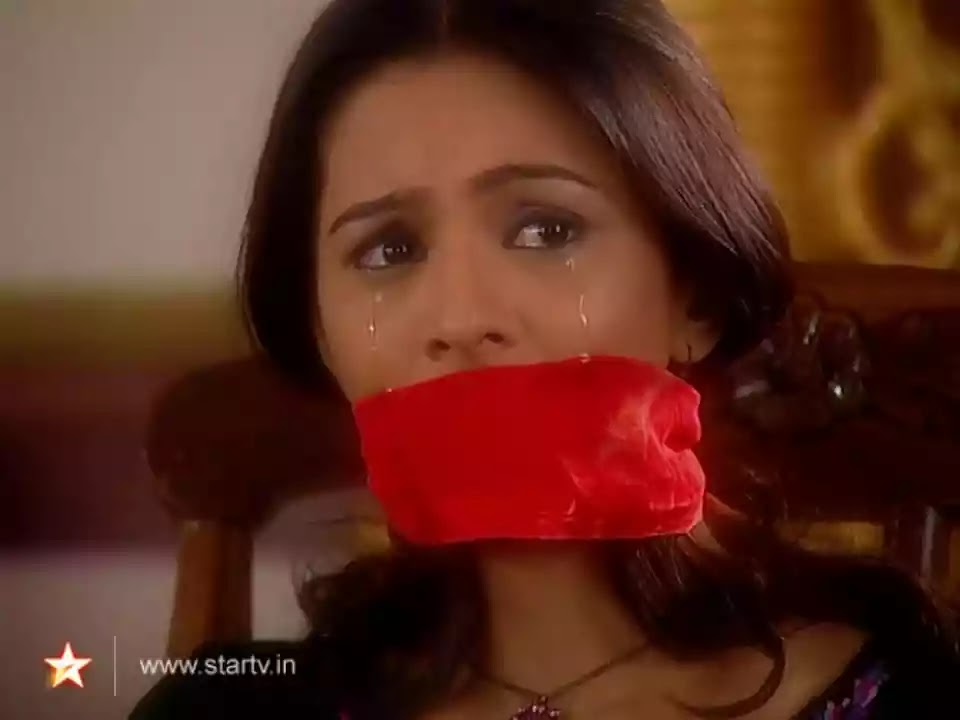 Indian Girl Bound And Gagged