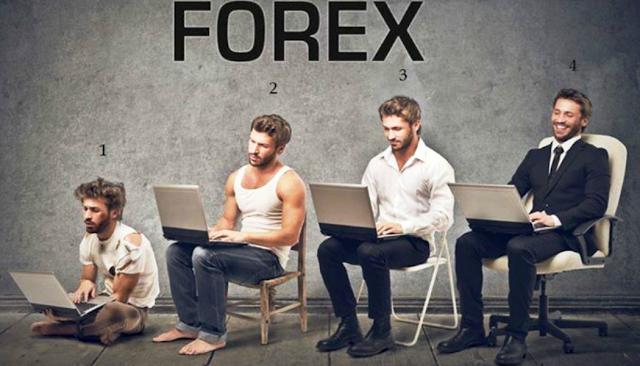 5 level trader forex
