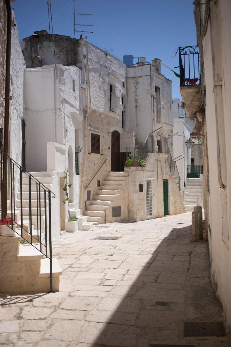 Puglia travel guide: Cisternino