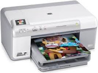 Image HP Photosmart D5463 Printer