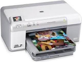 Image HP Photosmart D5463 Printer