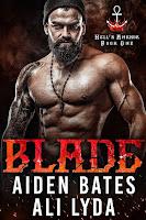 Blade | Hell's Ankhor #1 | Aiden Blade & Ali Lyda | ★★★☆☆